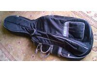 Brand New Primavera 22mm thick Padded Cello Case Bag, 4/4 Full Size