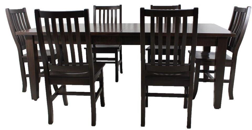 Mennonites Handcrafted Solid Wood Dining Table Sets Made
