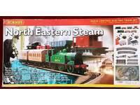 Hornby Eastern Steam Train Set
