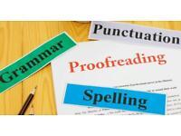 Proofreading and translation (Spanish/ English/Chinese)