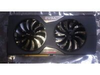 EVGA GeForce GTX 980 Ti CLASSIFIED GAMING ACX 2.0+ still on warranty +bonus