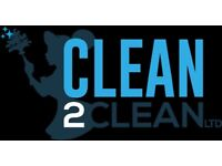 Weekly/Fortnightly Home & Office clean - £14.20/h, End of tenancy cleaning + Cleaning certificate
