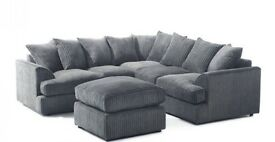 - LIVERPOOL CORNER SOFA - 5 DIFFERENT COLORS - BRAND NEW SAME DAY ALL OVER LONDON