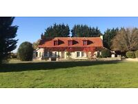 EUR 270000 / 5br - 200m2 - PRETTY STONE HOUSE with 8 hectares (Etrechy) sancerre area