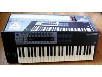 NOVATION REMOTE 49SL COMPACT MIDI KEYBOARD