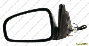 Door Mirror Power Driver Side Heated Chevrolet Impala 2000-2005
