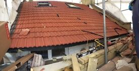 Extension And General Building Loft Conversion Work Brick Shed Insulation Cladding New Build