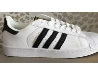 Adidas superstar new size 5-5.5-6 only unisex