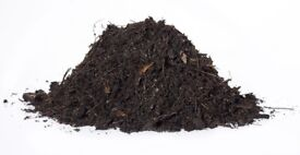 Fine Quality Compost Bulk Bag Delivered Locally