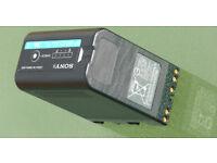 BP-U60, SONY ex1, ex3, battery