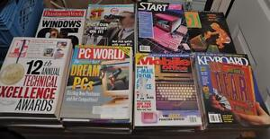 Magazines - Old Computer and Music Industry Issues for Sale