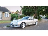Mazda MX-5 - great condition, regularly serviced, cambelt done