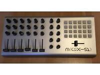 Csx-s1 usb midi controller ableton / daw / dj