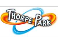 2 adults Thorpe Park tickets
