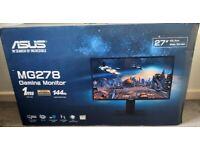 ASUS MG278Q Gaming Monitor (1440p/144hz)