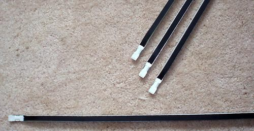 KH230 Brother Knitting Machine Bulky Sponge Bar/Retaining Bar