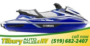 2018 yamaha  WAVE RUNNER GP1800 BLUE/WHITE