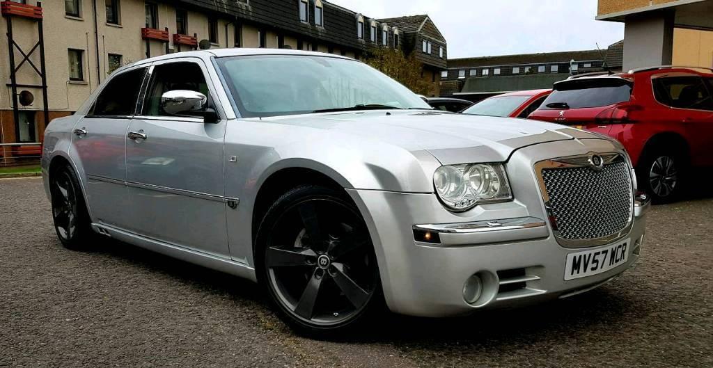 Chrysler For Sale >> Chrysler 300c For Sale In Aberdeen Gumtree