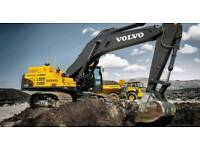 Digger driver / plant operator with jcb 3cx