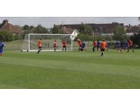 11 aside mens football club looking for players