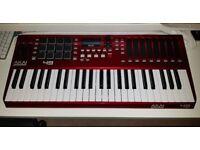 AKAI MAX49 MIDI KEYBOARD
