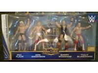 WWE MATTEL ELITE WRESTLING FIGURES FOR SALE - HALL OF FAME, EXCLUSIVES, ETC. (PICTURE 2)