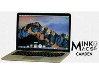 """Apple MacBook Pro Retina 13"""" 2.4GHz i5 8GB Ram 250gb SSD Logic Pro X Omnisphere Keyscape Trillian"""