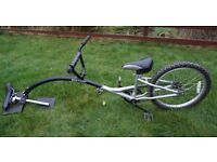 Canyon child tag-along trailer bike with or without seat