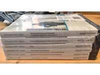 CFA Schweser 2018 Level 1 books.