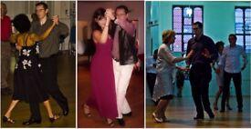 Wanted: Female dance partner - ballroom & latin