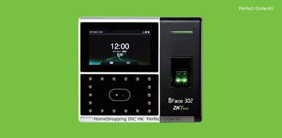 Zkteco Biometric Face Fingerprint Attendance Time Clock Door Access Control