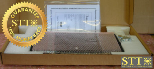 009-0004-1003 Telect Fuse Panel Dual Feed 10/10 50 Amp -48v 19/23 Inch New