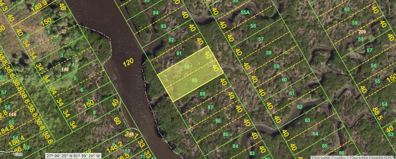 Pre-Foreclosure-Punta Gorda-Port Charlotte-Charlotte County-Florida Land  - $152.50