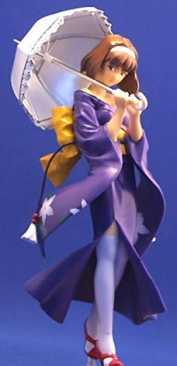 Max Factory Sakura Wars Kanzaki Sumire Figure 100% New Authentic Statue