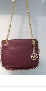 Michael Kors Claret Shoulder Bag