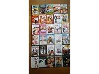 DVD Bundle - Various - x30 DVD's included