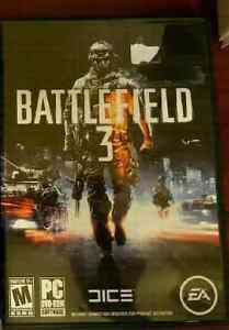 Battlefield 3 for sale (PC Game)