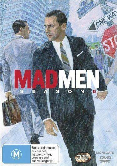 Mad Men Season  6 : NEW DVD