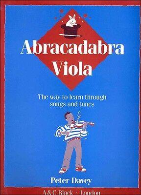 Abracadabra Viola (Instrumental Music), Davey, Peter Paperback Book