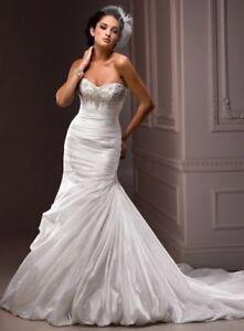 Maggie Sottero Adeline Marie Wedding Dress - Size 2