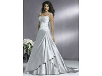 Maggie Sottero Couture Wedding Dress in Alabaster