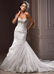 Maggie Sottero Adeline Marie Wedding Dress - Size 2