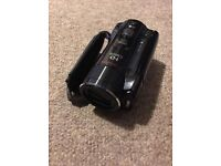 Canon Legria HD video camera BOXED with memory card ready to go