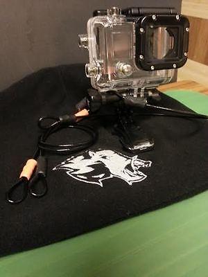 GoPro Camera Lanyard / Tether leash  for Motorcycle ATV  Car HERO 2 Hero 3 & 3+