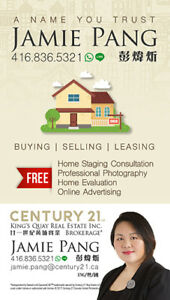 Buy & Sell and Pre-Construction Expert