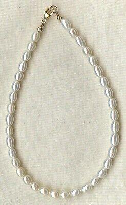 Genuine Freshwater Pearl Bracelet or Anklet (Freshwater Pearls Canada)