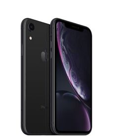 Black iPhone XR 64gb 9 months Apple warranty VODAFONE ONLY