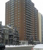 Nice 1 1/2 apartment to lease transfer - all included