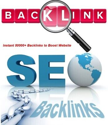 50000 Quality Backlinks For Your Website Increasing Google Ranking Seo Back Link
