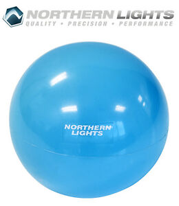 Northern Lights Weighted Pilates Ball, 7lbs MBWPILLB07
